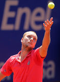 Belgian tennis player Steve Darcis Royalty Free Stock Image