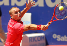 Belgian tennis player Steve Darcis Royalty Free Stock Photography