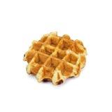 Belgian waffle. Stock Photos