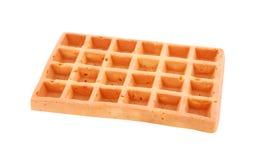 Belgian waffle Royalty Free Stock Photo