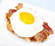 Belgian Waffle royalty free stock images