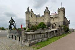 Belgien Antwerpen Royaltyfri Fotografi