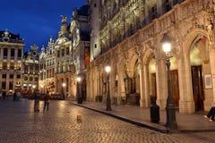 Belgien, Brüssel, Grote Markt Stockbilder
