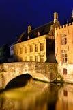 Belgien Bruges Fotografering för Bildbyråer