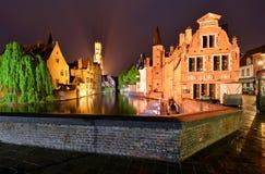 Belgien Bruges Royaltyfria Bilder