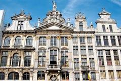 Belgien brussels tusen dollaravstånd royaltyfri foto