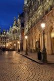 Belgien Bryssel, Grote Markt Royaltyfria Bilder
