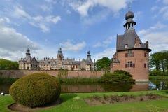 Belgien Ooidonk slott Royaltyfria Foton