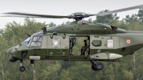 Belgier NH-90 Stockfoto