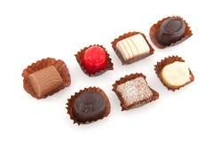 belgijska czekolada Obrazy Royalty Free