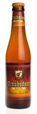 Belgijska indyjska bladego ale piwna Trubadurska magma odizolowywająca na bielu Obrazy Stock