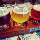 Belgisch bier Stock Foto