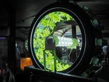 Belgisch paviljoen in EXPO, de wereldexpositie Royalty-vrije Stock Afbeeldingen
