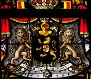 Belgisches Wappen Lizenzfreie Stockfotos