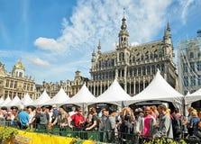 Belgisk ölhelg Royaltyfri Foto