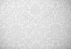 Belgium baroque white Christmas wedding background Stock Photo