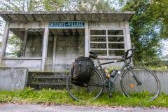 Belgium bike touring