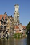 Belgium, Bruges Royalty Free Stock Photo