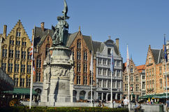 Belgium, Bruges Royalty Free Stock Images