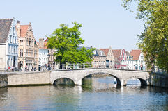 belgium Brugge Fotografia Stock