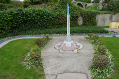 Belgium Brussel. 27 September 2014Mini Europe on 27 september, Royalty Free Stock Photos