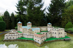 Belgium  Brussel. 27 September 2014.Mini Europe on 27 september, Stock Photos