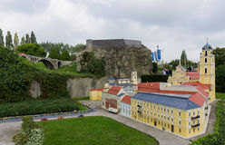 Belgium Brussel. 27 September 201.Mini Europe on 27 september, Royalty Free Stock Photos
