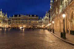 Belgium, Brussels, Grote Markt Royalty Free Stock Images