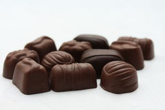 belgium czekolady Obrazy Royalty Free