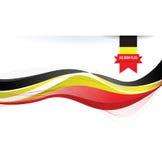Belgium flag background Royalty Free Stock Image