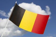 Belgium flag Stock Image