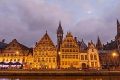 Belgium. Gent. Stock Image