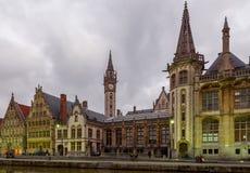 Belgium. Gent. stock photos