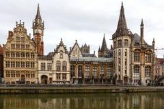 Belgium. Gent. stock images