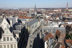 Belgium,Ghent Stock Photo