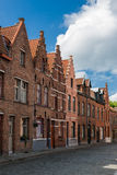 Belgium houses Royalty Free Stock Photo