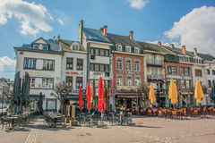 Belgium - Malmedy Stock Photography