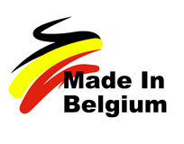 Belgium Manufacturing Shows Exporting Industrial And Importing Stock Photography