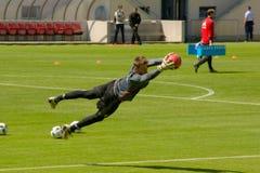 Belgium national football team Royalty Free Stock Photos