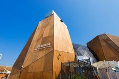 Belgium Pavilion - Expo Milano 2015 Stock Photo