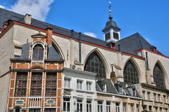 Belgium, picturesque city of  Brussels Stock Images