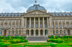Belgium, picturesque city of Brussels Stock Photography