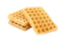 Belgium waffles Royalty Free Stock Image