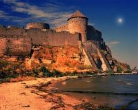 Belgorod-Dniester fästning Arkivbild