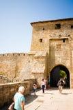 Belgorod-Dniester Fortress, Akkerman Fortress Stock Photos