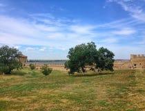 Belgorod-Dnister-Festung Stockbild