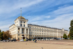 Belgorod-Hotel-Komplex Russland Stockfotografie