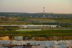 Belgorod-Kreide Stockfoto