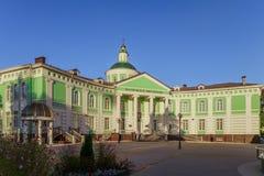 Belgorod ortodoxmetropolia Fotografering för Bildbyråer