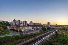 Belgorod, Rússia imagem de stock